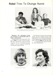 Page 212, 1973 Edition, East Carolina University - Buccaneer Tecoan Yearbook (Greenville, NC) online yearbook collection