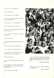Page 52, 1973 Edition, East Carolina University - Buccaneer Tecoan Yearbook (Greenville, NC) online yearbook collection