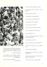 Page 53, 1973 Edition, East Carolina University - Buccaneer Tecoan Yearbook (Greenville, NC) online yearbook collection