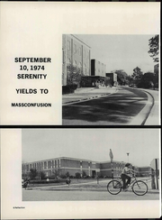 Page 12, 1975 Edition, East Carolina University - Buccaneer Tecoan Yearbook (Greenville, NC) online yearbook collection