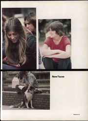 Page 15, 1975 Edition, East Carolina University - Buccaneer Tecoan Yearbook (Greenville, NC) online yearbook collection