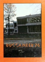 1976 Edition, East Carolina University - Buccaneer / Tecoan Yearbook (Greenville, NC)
