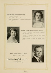 Page 17, 1924 Edition, Lycoming College - Arrow Yearbook (Williamsport, PA) online yearbook collection