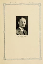 Page 13, 1929 Edition, Lycoming College - Arrow Yearbook (Williamsport, PA) online yearbook collection