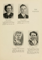 Page 17, 1946 Edition, Lycoming College - Arrow Yearbook (Williamsport, PA) online yearbook collection
