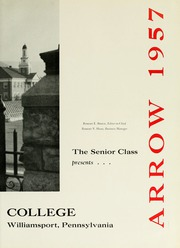 Page 7, 1957 Edition, Lycoming College - Arrow Yearbook (Williamsport, PA) online yearbook collection