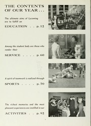 Page 8, 1957 Edition, Lycoming College - Arrow Yearbook (Williamsport, PA) online yearbook collection