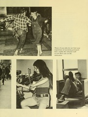 Page 7, 1973 Edition, Lycoming College - Arrow Yearbook (Williamsport, PA) online yearbook collection
