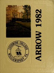 Lycoming College - Arrow Yearbook (Williamsport, PA) online yearbook collection, 1982 Edition, Page 1