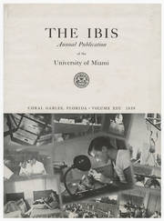 Page 5, 1939 Edition, University of Miami - Ibis Yearbook (Coral Gables, FL) online yearbook collection