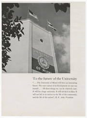 Page 6, 1939 Edition, University of Miami - Ibis Yearbook (Coral Gables, FL) online yearbook collection