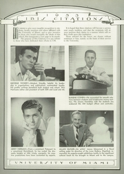 Page 10, 1953 Edition, University of Miami - Ibis Yearbook (Coral Gables, FL) online yearbook collection