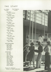 Page 6, 1953 Edition, University of Miami - Ibis Yearbook (Coral Gables, FL) online yearbook collection