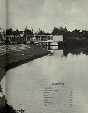 Page 11, 1961 Edition, University of Miami - Ibis Yearbook (Coral Gables, FL) online yearbook collection