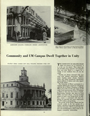 Page 14, 1961 Edition, University of Miami - Ibis Yearbook (Coral Gables, FL) online yearbook collection