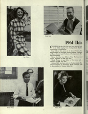 Page 8, 1961 Edition, University of Miami - Ibis Yearbook (Coral Gables, FL) online yearbook collection