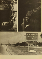 Page 8, 1967 Edition, University of Miami - Ibis Yearbook (Coral Gables, FL) online yearbook collection