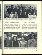 Page 237, 1968 Edition, University of Miami - Ibis Yearbook (Coral Gables, FL) online yearbook collection