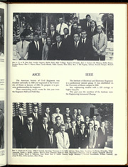 Page 243, 1968 Edition, University of Miami - Ibis Yearbook (Coral Gables, FL) online yearbook collection