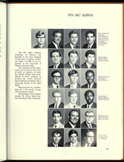 Page 245, 1968 Edition, University of Miami - Ibis Yearbook (Coral Gables, FL) online yearbook collection