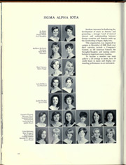 Page 246, 1968 Edition, University of Miami - Ibis Yearbook (Coral Gables, FL) online yearbook collection