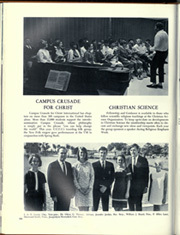 Page 260, 1968 Edition, University of Miami - Ibis Yearbook (Coral Gables, FL) online yearbook collection