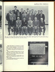 Page 261, 1968 Edition, University of Miami - Ibis Yearbook (Coral Gables, FL) online yearbook collection