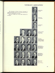 Page 263, 1968 Edition, University of Miami - Ibis Yearbook (Coral Gables, FL) online yearbook collection