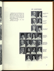 Page 281, 1968 Edition, University of Miami - Ibis Yearbook (Coral Gables, FL) online yearbook collection