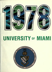 Page 5, 1978 Edition, University of Miami - Ibis Yearbook (Coral Gables, FL) online yearbook collection