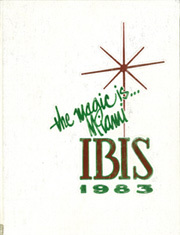 1983 Edition, University of Miami - Ibis Yearbook (Coral Gables, FL)