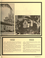 Page 11, 1986 Edition, University of Miami - Ibis Yearbook (Coral Gables, FL) online yearbook collection