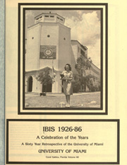Page 5, 1986 Edition, University of Miami - Ibis Yearbook (Coral Gables, FL) online yearbook collection