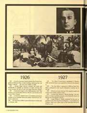 Page 8, 1986 Edition, University of Miami - Ibis Yearbook (Coral Gables, FL) online yearbook collection