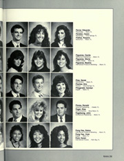 Page 239, 1989 Edition, University of Miami - Ibis Yearbook (Coral Gables, FL) online yearbook collection