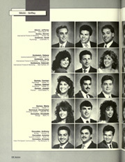 Page 242, 1989 Edition, University of Miami - Ibis Yearbook (Coral Gables, FL) online yearbook collection