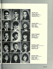 Page 243, 1989 Edition, University of Miami - Ibis Yearbook (Coral Gables, FL) online yearbook collection