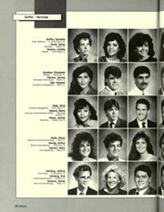 Page 244, 1989 Edition, University of Miami - Ibis Yearbook (Coral Gables, FL) online yearbook collection