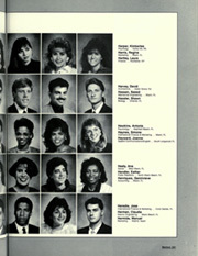 Page 245, 1989 Edition, University of Miami - Ibis Yearbook (Coral Gables, FL) online yearbook collection