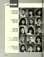 Page 246, 1989 Edition, University of Miami - Ibis Yearbook (Coral Gables, FL) online yearbook collection