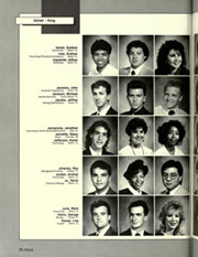 Page 248, 1989 Edition, University of Miami - Ibis Yearbook (Coral Gables, FL) online yearbook collection