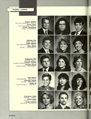 Page 250, 1989 Edition, University of Miami - Ibis Yearbook (Coral Gables, FL) online yearbook collection
