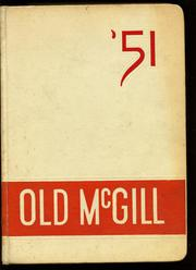 Page 1, 1951 Edition, McGill University - Old McGill Yearbook (Montreal Quebec, Canada) online yearbook collection