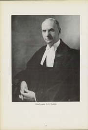 Page 12, 1951 Edition, McGill University - Old McGill Yearbook (Montreal Quebec, Canada) online yearbook collection