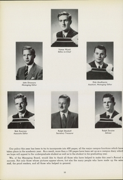 Page 14, 1951 Edition, McGill University - Old McGill Yearbook (Montreal Quebec, Canada) online yearbook collection