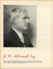 Page 10, 1952 Edition, McGill University - Old McGill Yearbook (Montreal Quebec, Canada) online yearbook collection