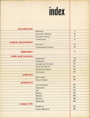 Page 7, 1952 Edition, McGill University - Old McGill Yearbook (Montreal Quebec, Canada) online yearbook collection