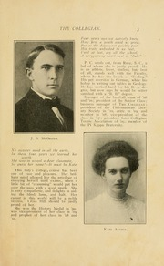 Page 7, 1910 Edition, Presbyterian College - Pac Sac Yearbook (Clinton, SC) online yearbook collection