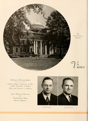 Page 12, 1939 Edition, Presbyterian College - Pac Sac Yearbook (Clinton, SC) online yearbook collection
