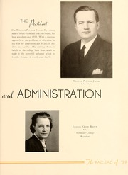 Page 13, 1939 Edition, Presbyterian College - Pac Sac Yearbook (Clinton, SC) online yearbook collection